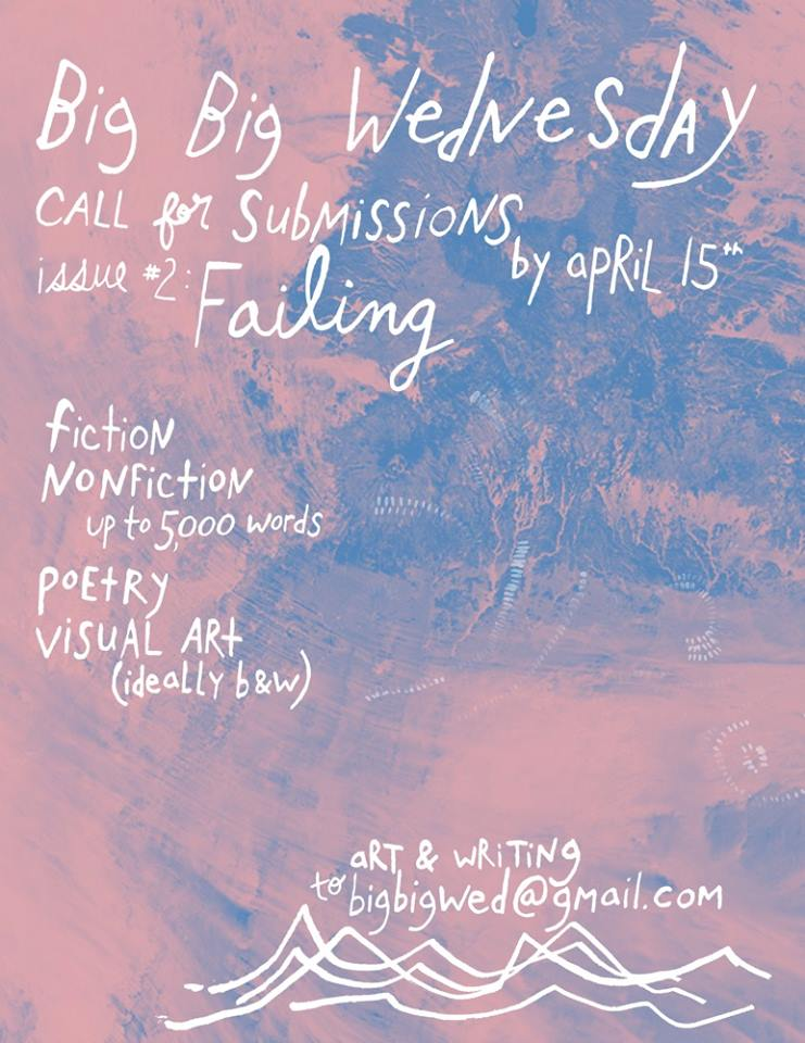 Issue2 submissions flier
